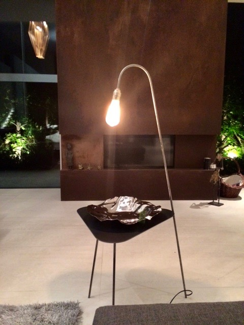 Steele table lampe