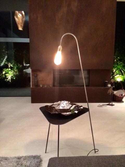 Steele table lampe