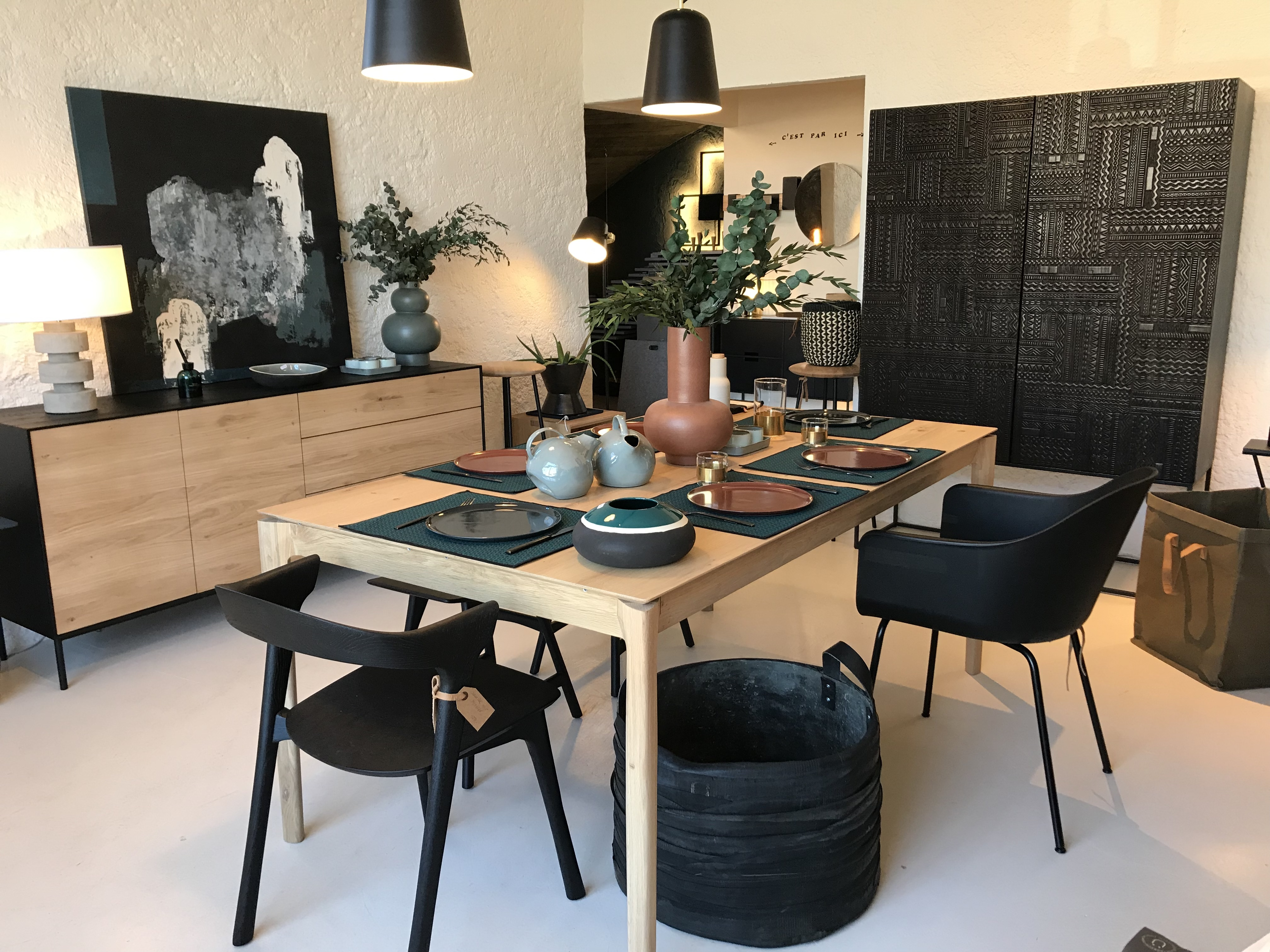 Mobilier chic et intemporel